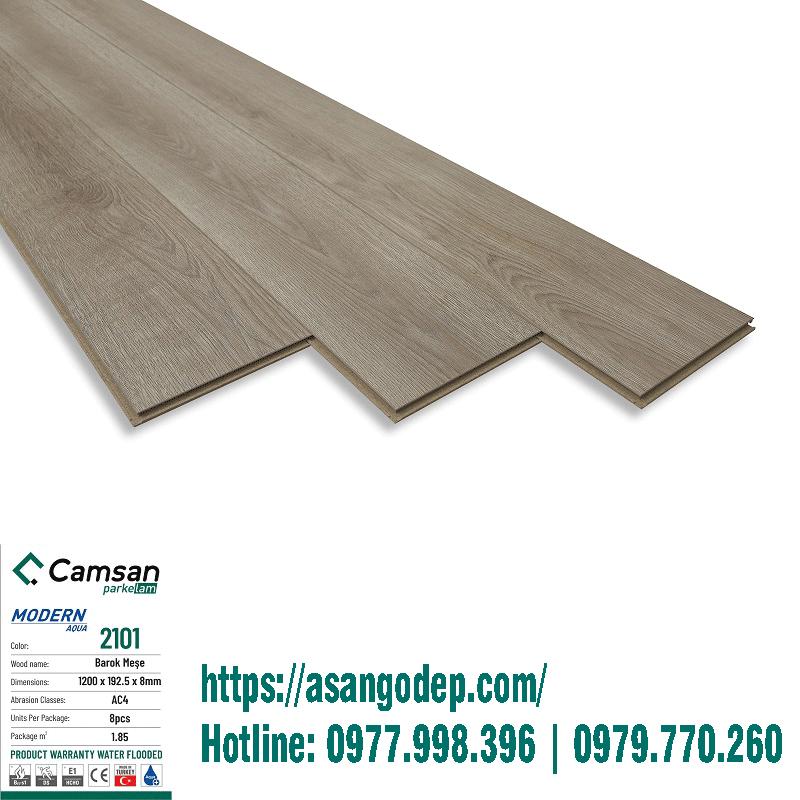 Sàn gỗ Camsan mã 2101