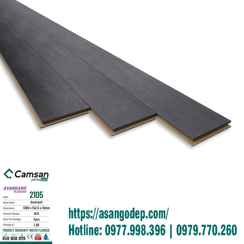 Sàn gỗ Camsan mã 2105