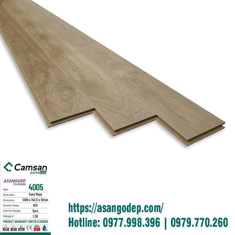 Sàn gỗ Camsan mã 4005