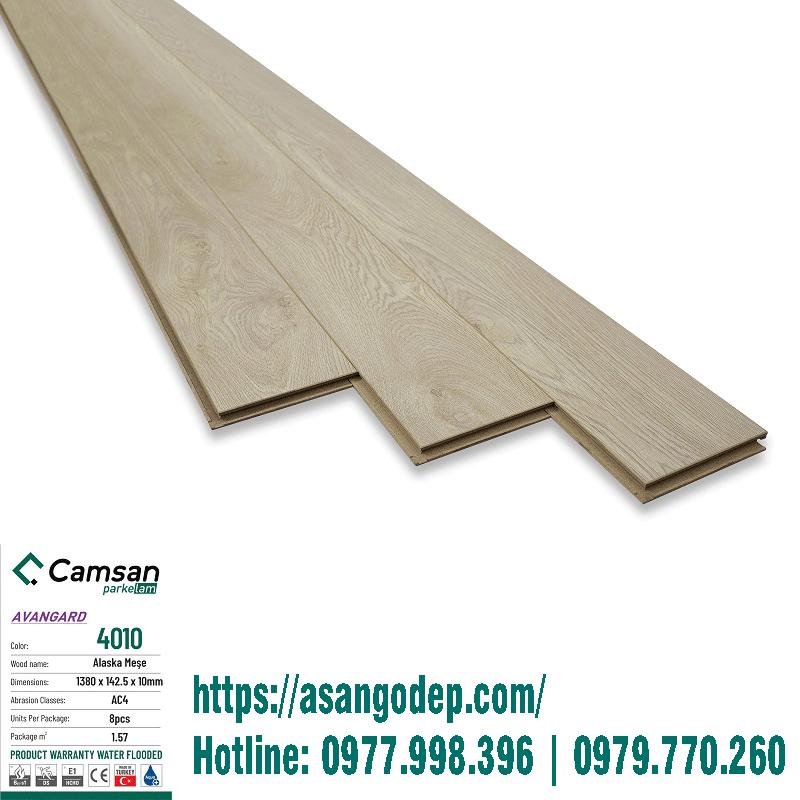 Sàn gỗ Camsan mã 4010