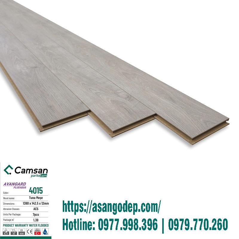 Sàn gỗ Camsan mã 4015