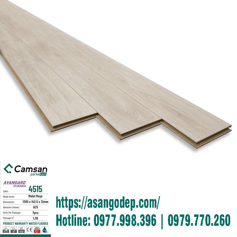 Sàn gỗ Camsan mã 4515
