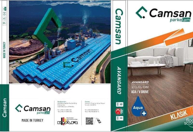 Sàn gỗ công nghiệp Camsan