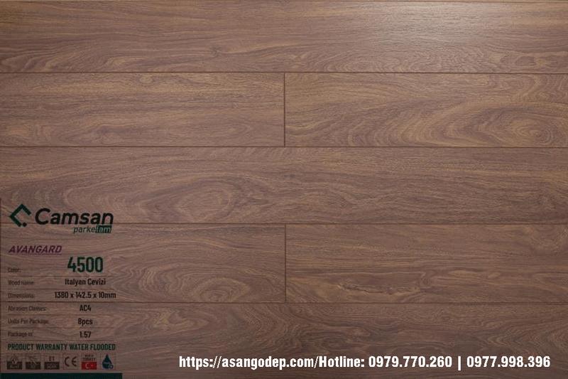 Sàn gỗ Camsan Thổ Nhĩ Kỳ 4550