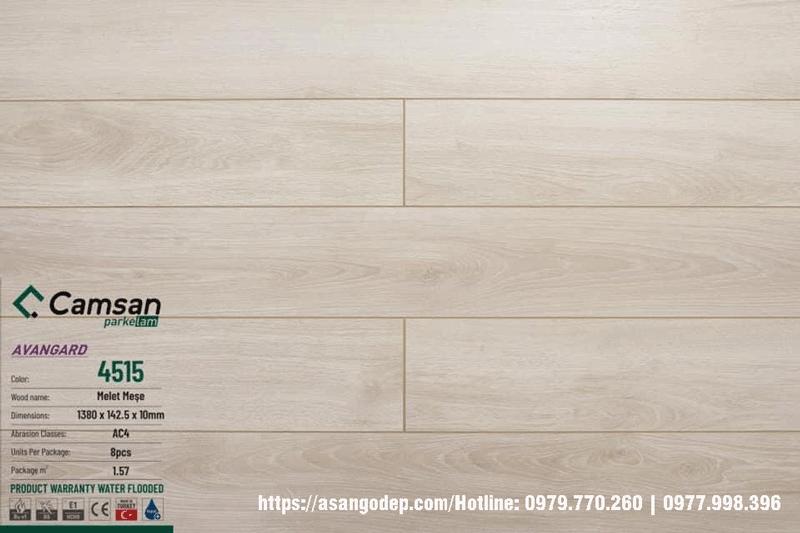 Sàn gỗ Camsan Thổ Nhĩ Kỳ 4515