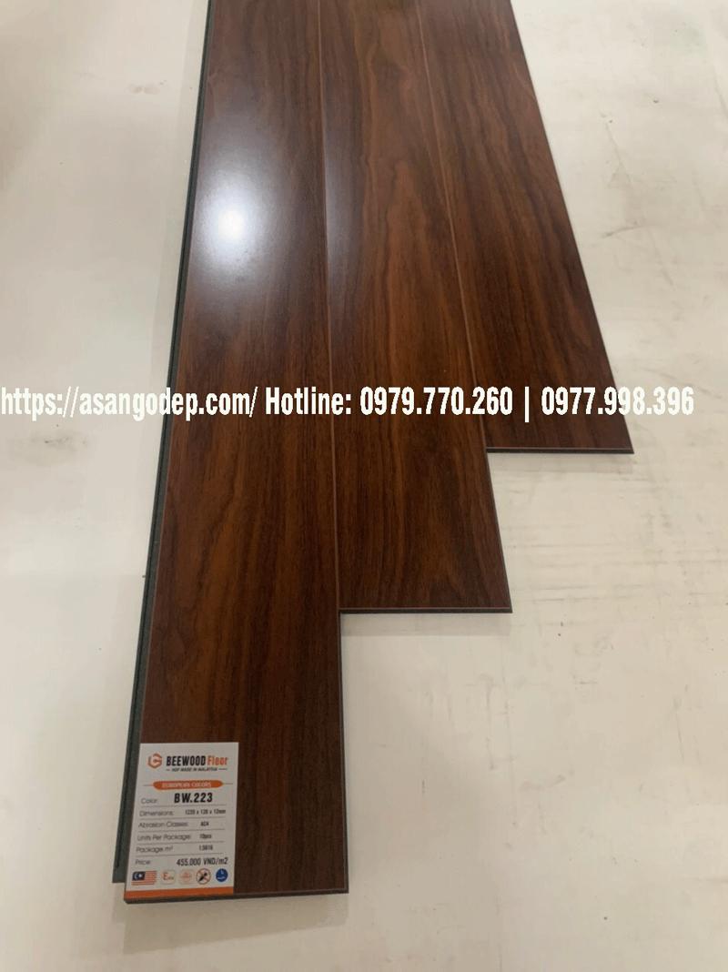 Sàn gỗ cốt xanh Beewood Floor