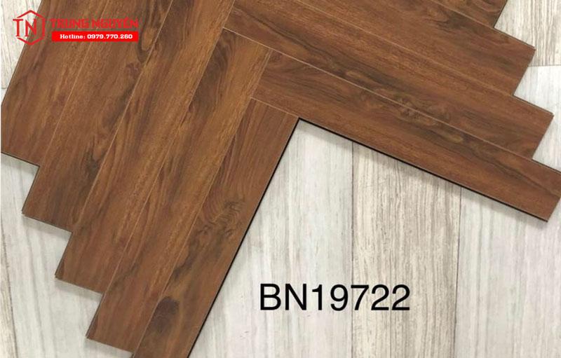 Sàn gỗ Xương Cá Borneo 12mm