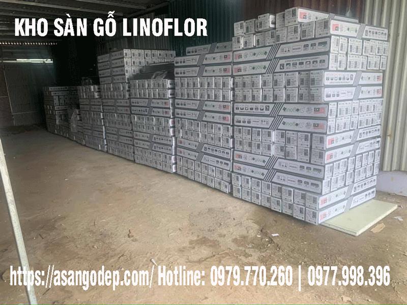 Sàn gỗ LinoFlor cốt xanh