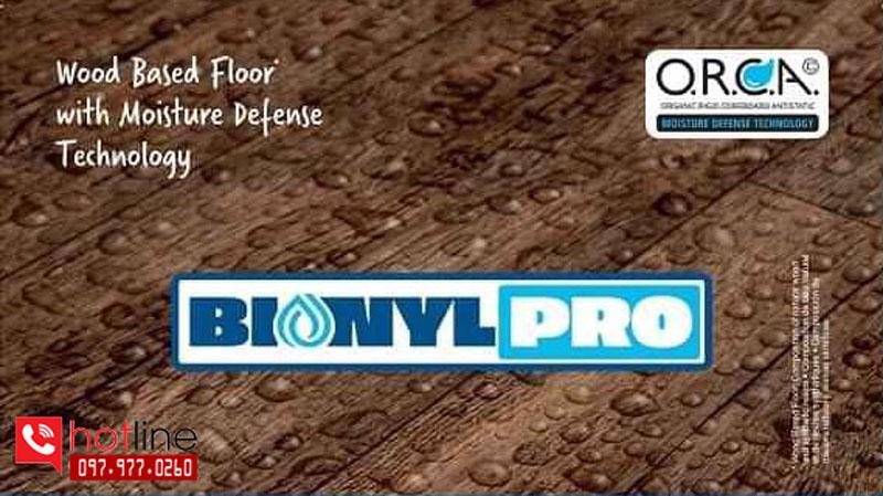 Sàn gỗ Đức Bionyl