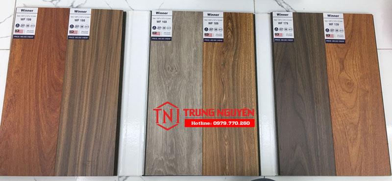 Sàn gỗ công nghiệp Winner