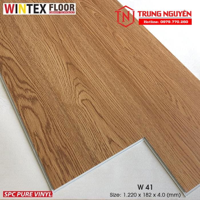 Sàn nhựa wintex Floor W41