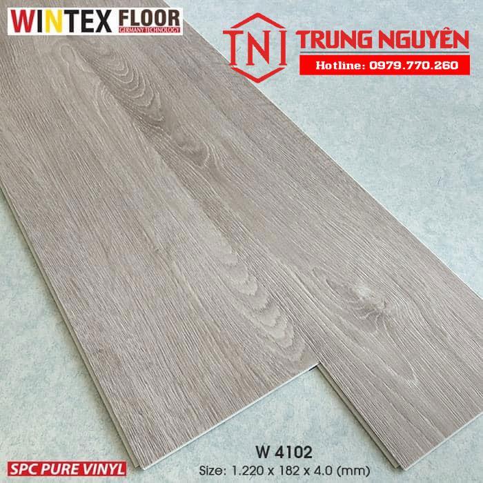 Sàn nhựa wintex Floor W4102