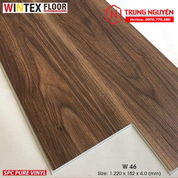 Sàn nhựa wintex Floor W46
