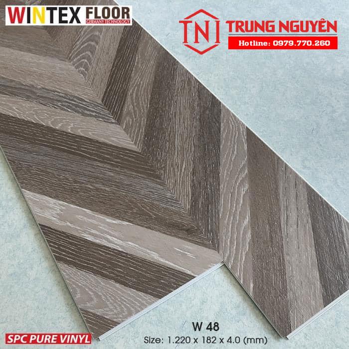 Sàn nhựa wintex Floor W48