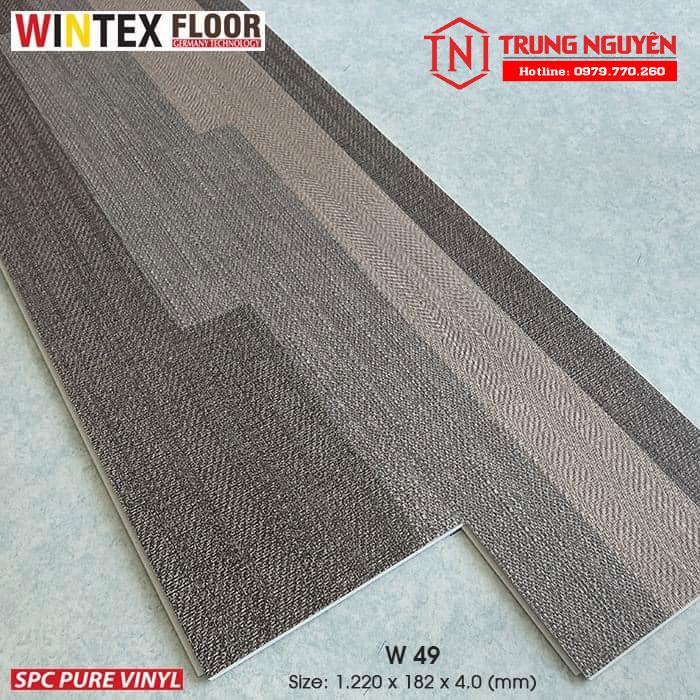 Sàn nhựa wintex Floor W49