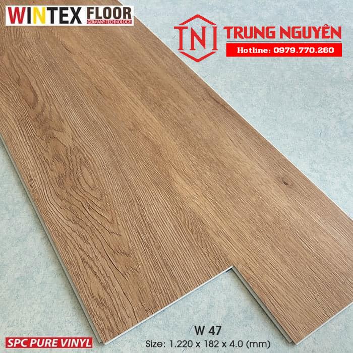 Sàn nhựa wintex Floor W47