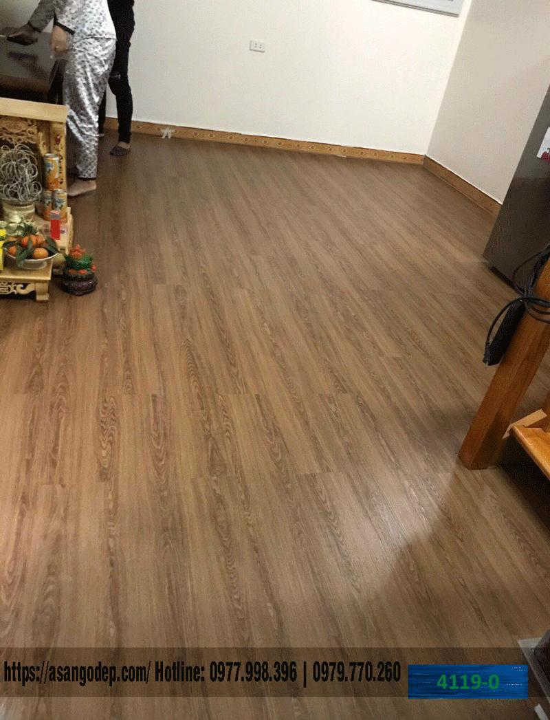 Sàn nhựa hèm khóa MaxFloor 4119-0