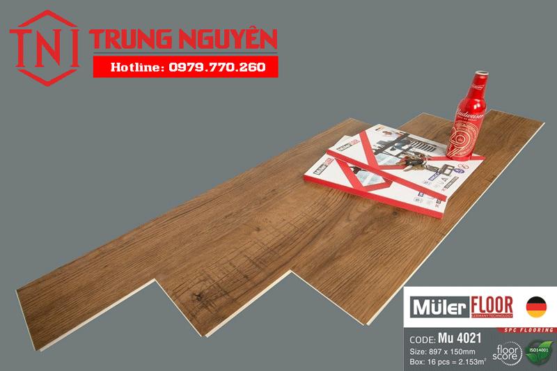 Sàn nhựa Muler Mu 4021