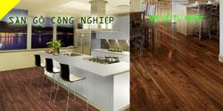 Dùng sàn gỗ tự nhiên hay sàn gỗ công nghiệp