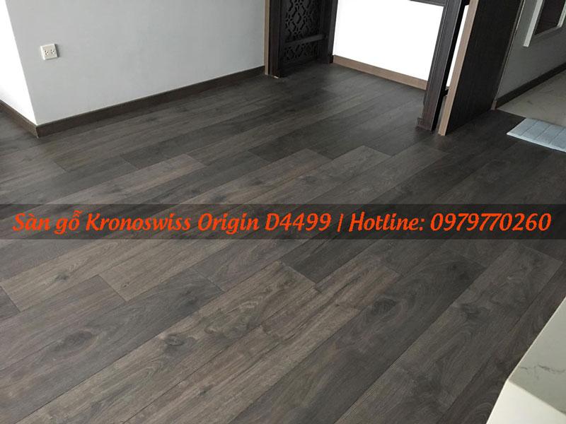 Sàn gỗ Thụy Sĩ 14mm Origin D4499