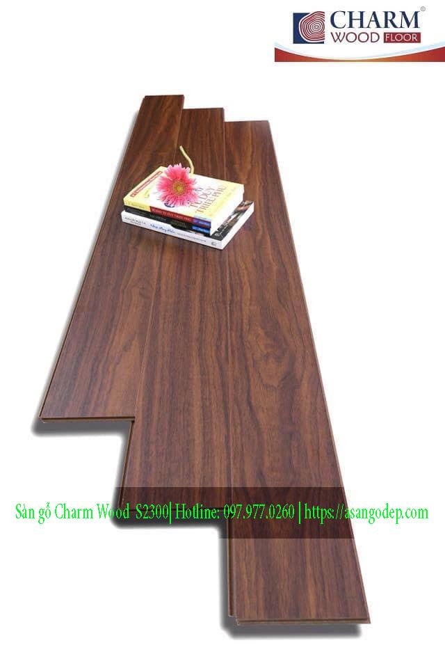Sàn gỗ Charm Wood S2300