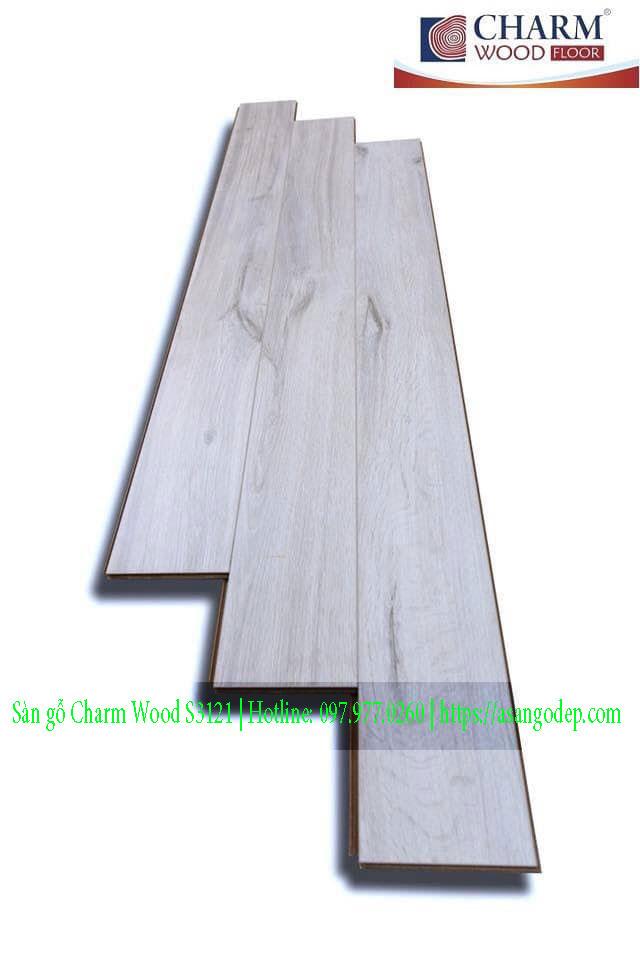 Sàn gỗ Charm Wood S3121
