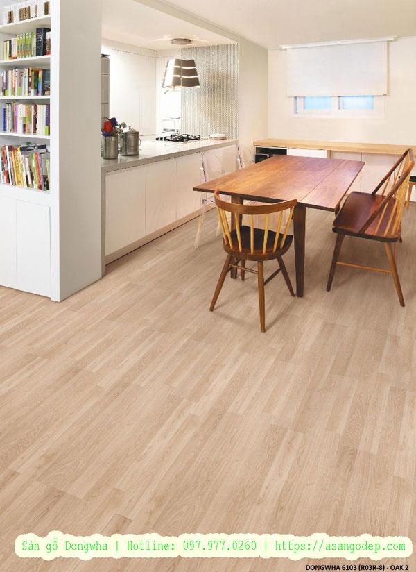 Sàn gỗ hàn quốc Dongwha R03R