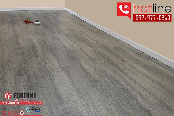 Sàn gỗ Fortune Aqua 803