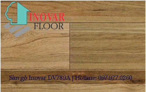 Sàn gỗ Inovar DV789A