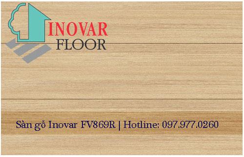 Sàn gỗ Inovar FV869R