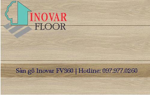Sàn gỗ Inovar FV360
