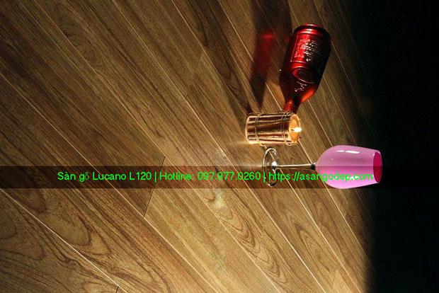 Sàn gỗ Lucano L120