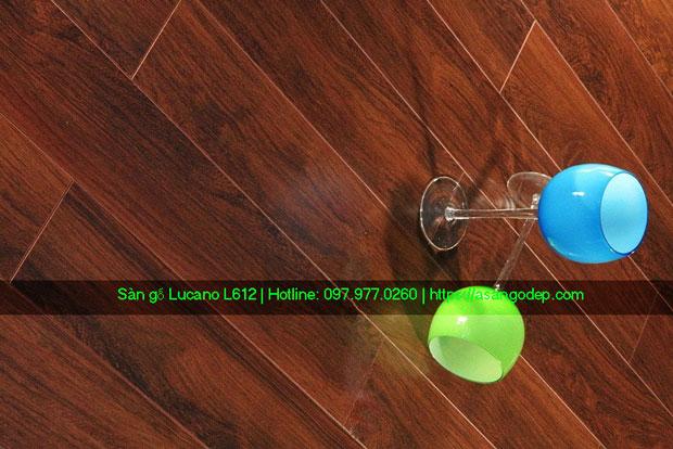 Sàn gỗ Lucano L612