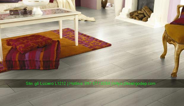 Sàn gỗ Lucano L1212