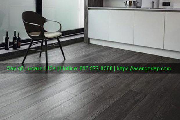 Sàn gỗ Lucano L124