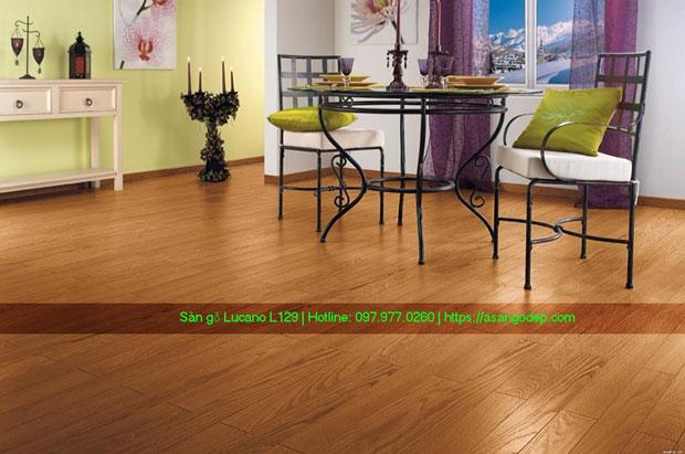 Sàn gỗ Lucano L129
