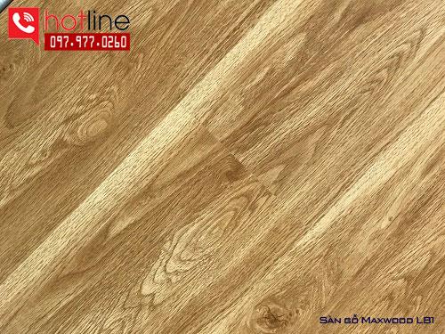 Sàn gỗ Maxwood L81