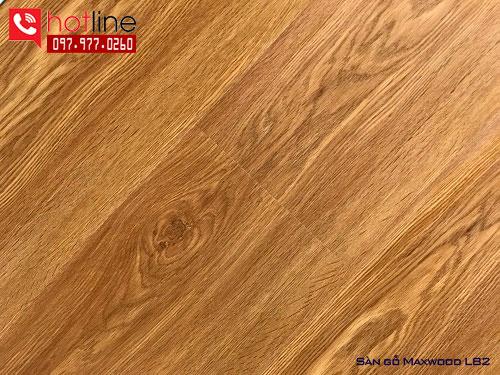 Sàn gỗ Maxwood L82