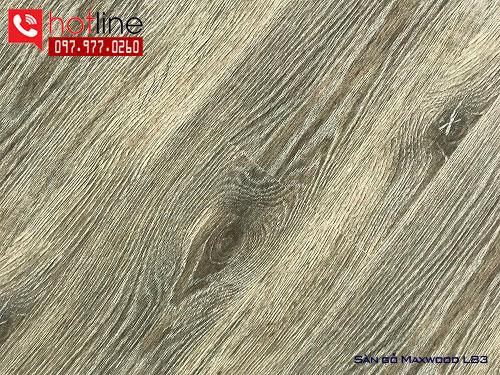 Sàn gỗ Maxwood L83