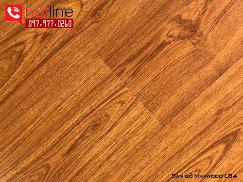 Sàn gỗ Maxwood L84