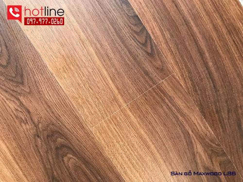 Sàn gỗ Maxwood L86