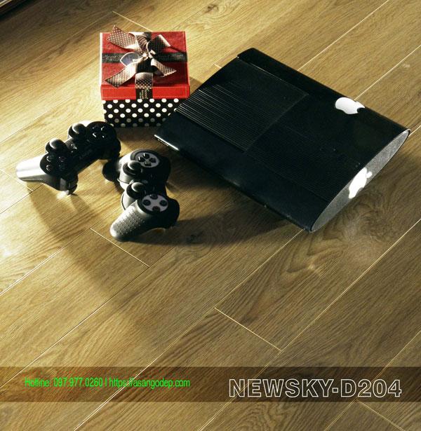 Sàn gỗ Newsky D204