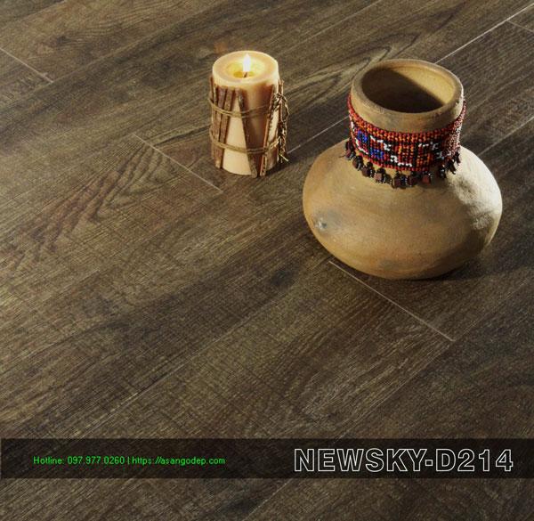 Sàn gỗ Newsky D214