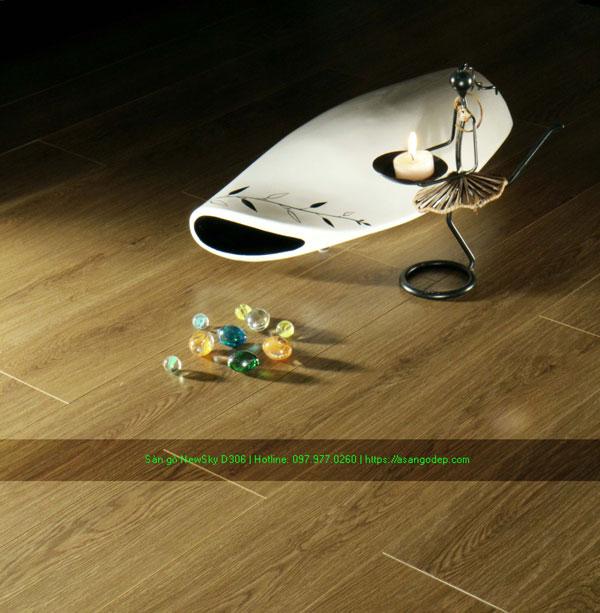 Sàn gỗ Newsky D306