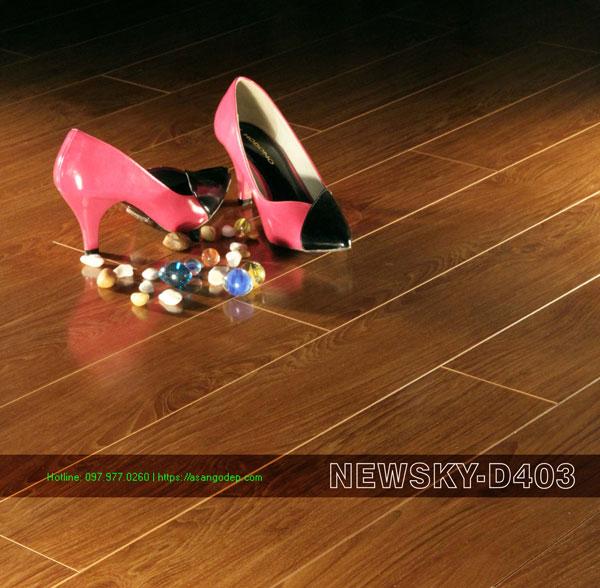 Sàn gỗ Newsky D403