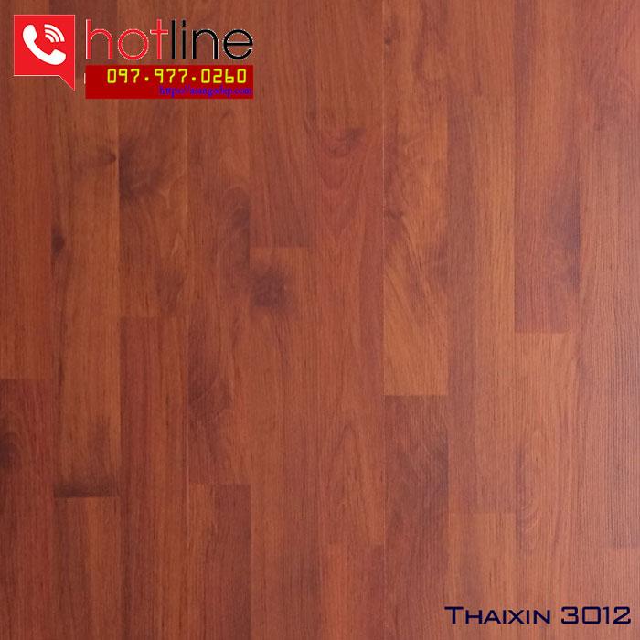 Sàn gỗ Thaixin 8mm 3012