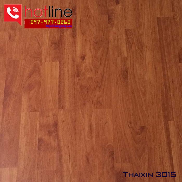 Sàn gỗ Thaixin 8mm 3015