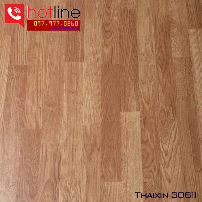 Sàn gỗ Thaixin 8mm 30611