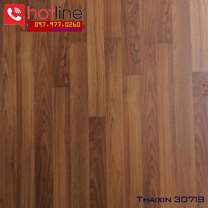 Sàn gỗ Thaixin 8mm 30719