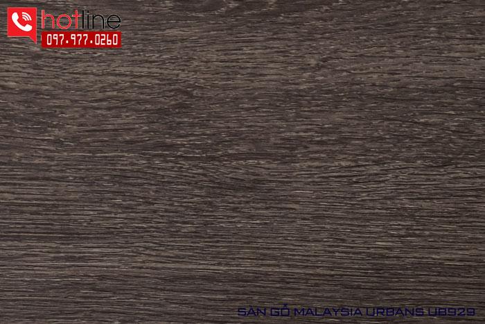 Sàn gỗ Urbans 12mm UB 929